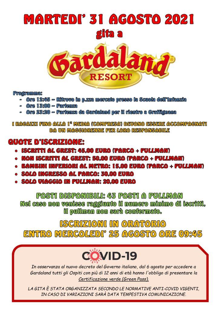 GARDALAND @ Gardaland
